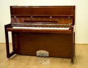 Romhildt-Weimar piano mahonie