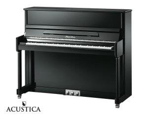 Pearl River P2 piano zwart