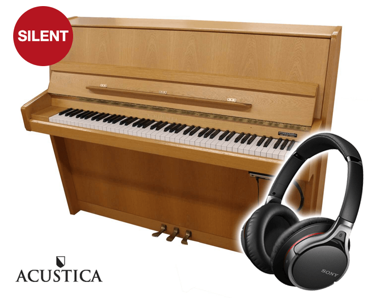 Schimmel Silent Piano