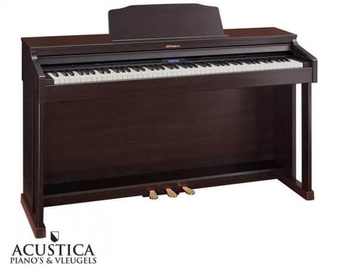 Roland HP-601-CR (donker bruin)