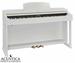 Roland HP-702 digitale piano (wit)