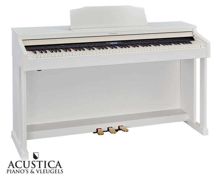 Roland HP-601-WH (wit) digitale piano