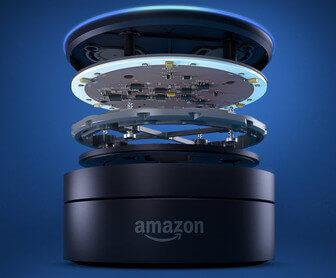 Amazon Echo QRS