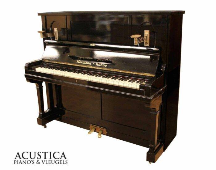 Hofmann en Kuhne piano
