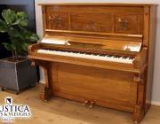 C.F. Glass piano