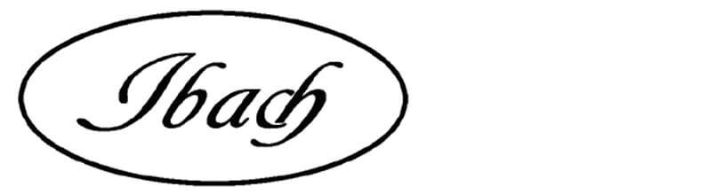Ibach logo